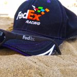 Fedex cap and sun glasses - Does Fedex work on Sunday?