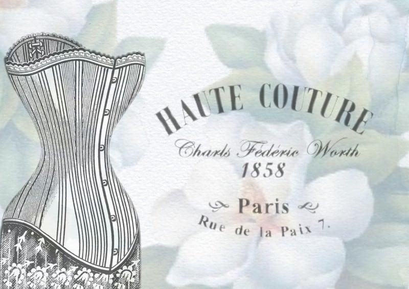 Vintage corset - Waist trainers