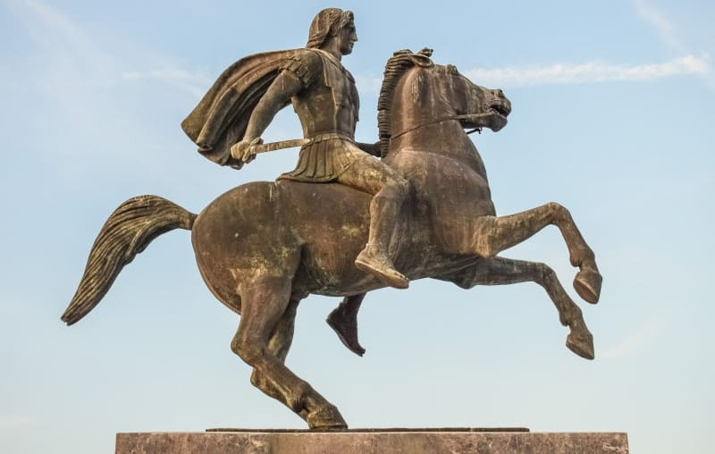 Alexander The Great - The horse that became a senator