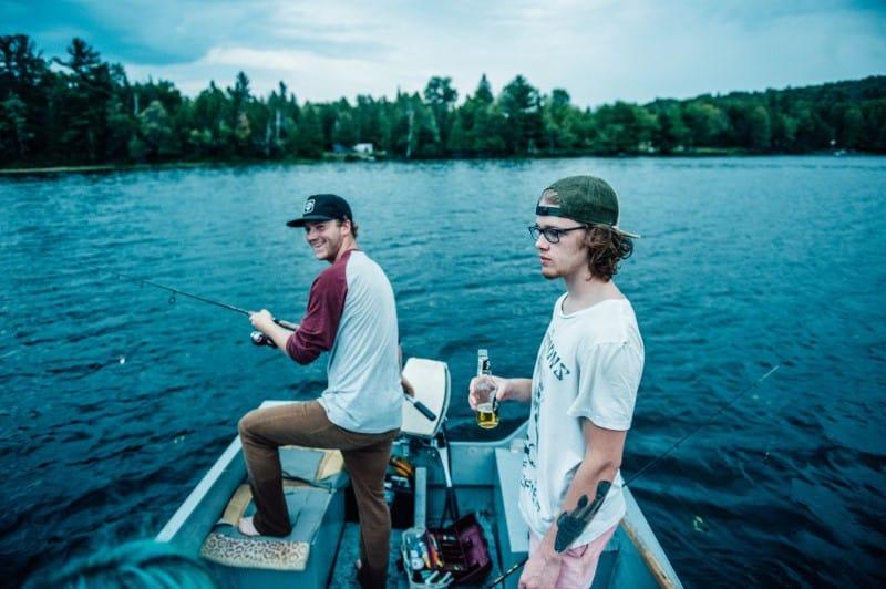 Is fishing hard to learn