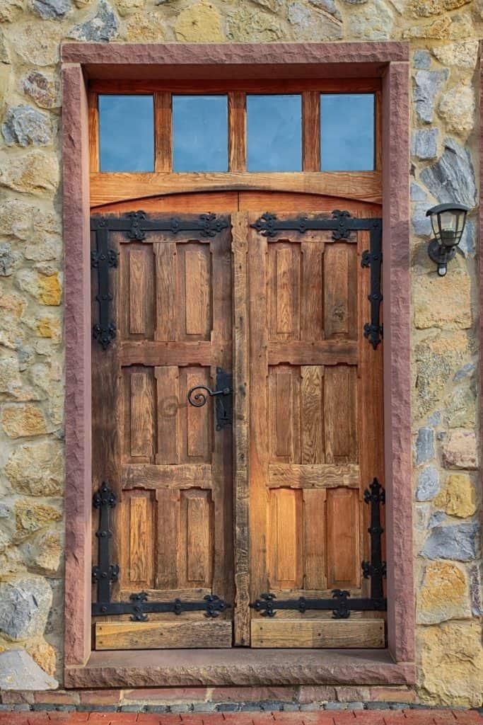 Oak Door in UK