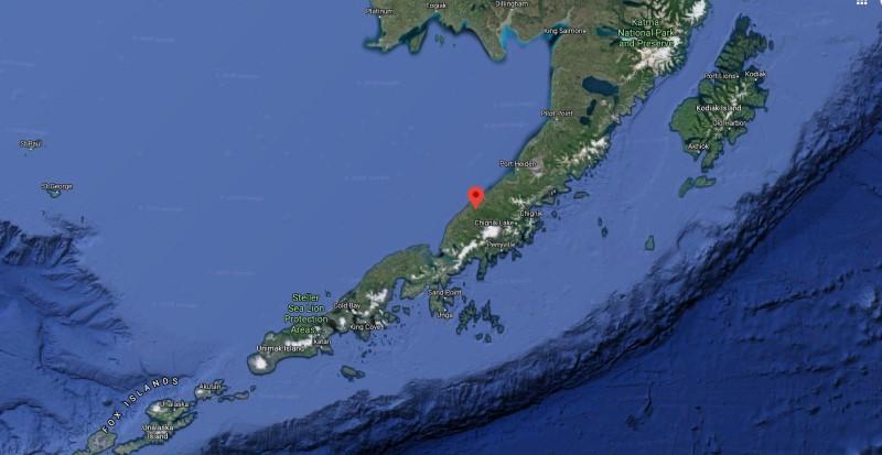 The Wildman Lake Lodge, Alaska Peninsula
