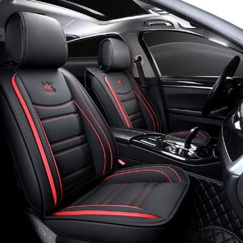 Car Seat Covers 5 Seats Full Set Universal Fit