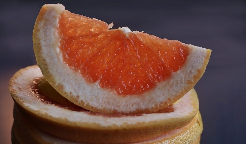 Grapefruit - used for weight loss