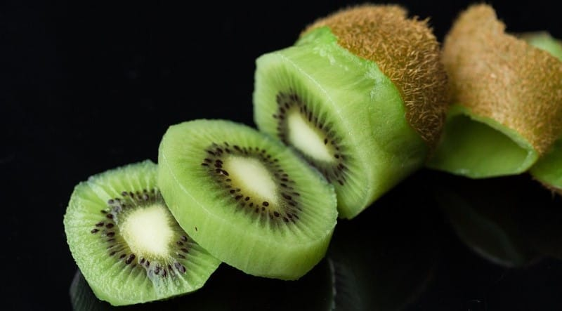 Kiwi - used for weight loss
