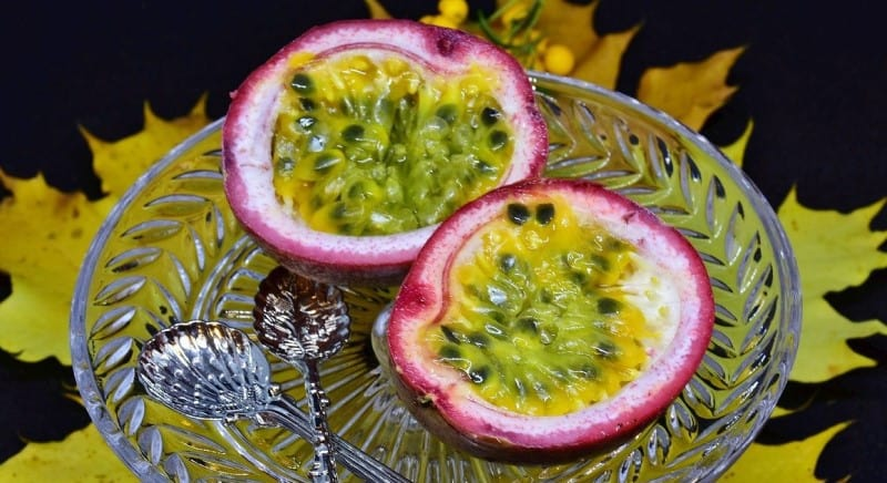Passion fruit - used for weight loss