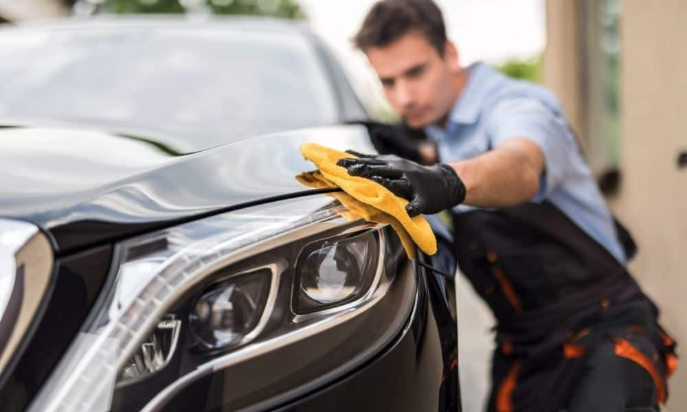 Start a car detailing business