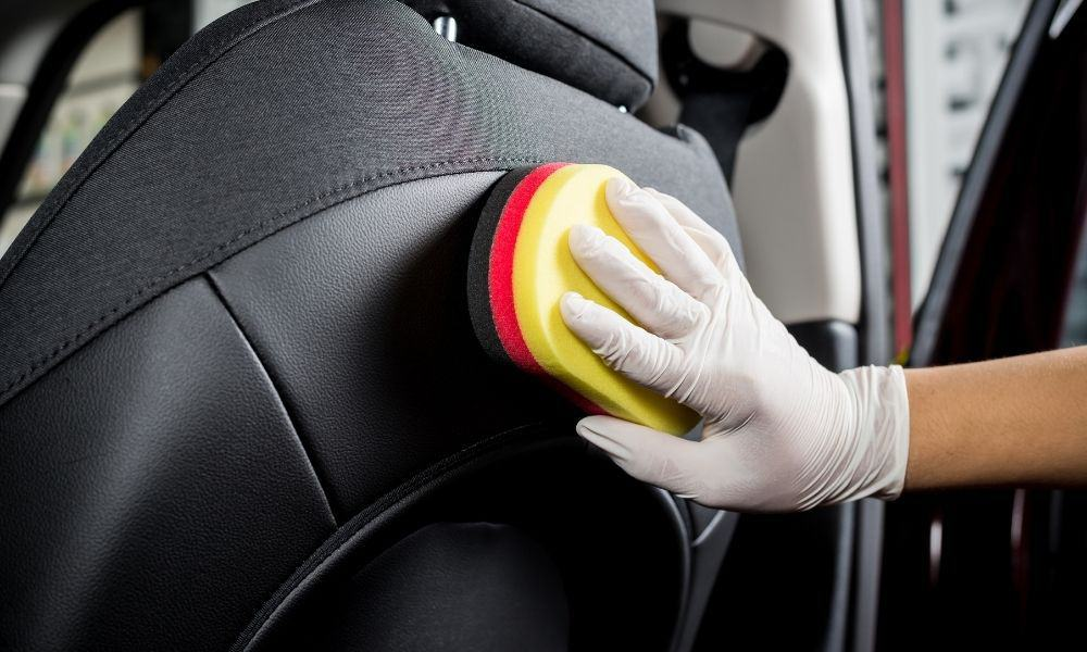 New methods used in car detailing