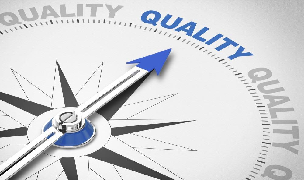 Develop a quality qontrol program